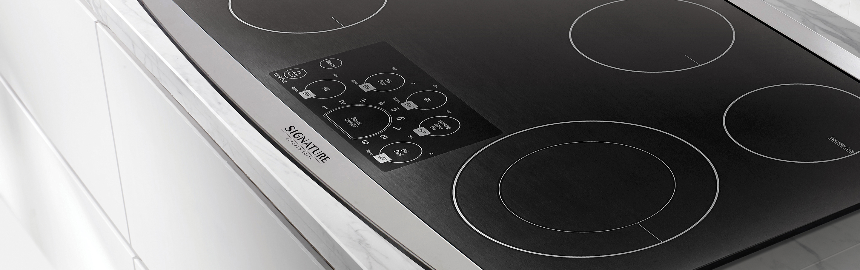 30-inch Electric Cooktop by Signature Kitchen Suite