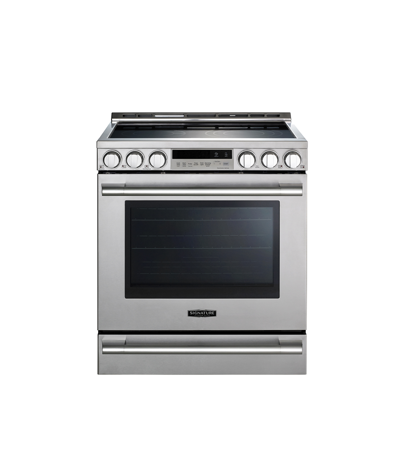 30-inch Electric Slide-In Oven Range from Signature Kitchen Suite