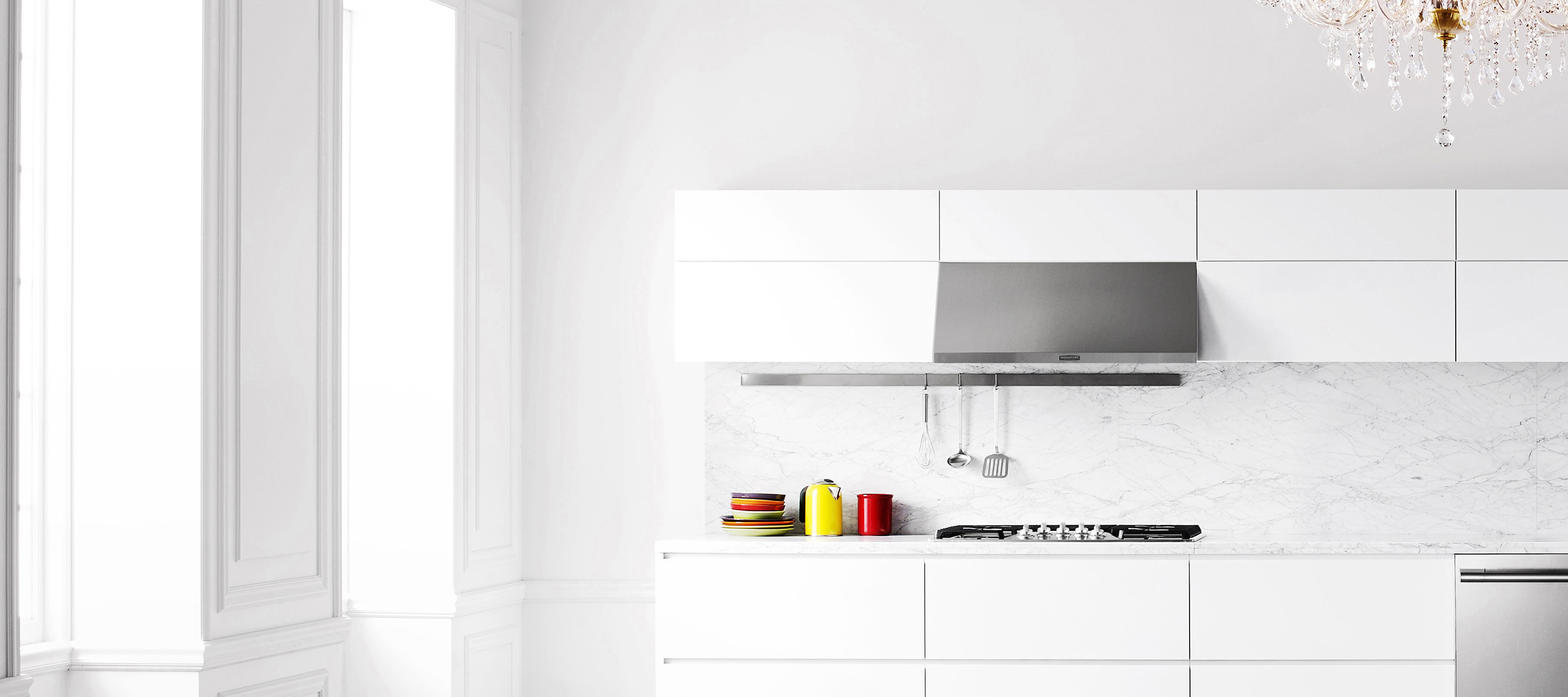 36-inch and 30-inch Ventilation Hoods from Signature Kitchen Suite