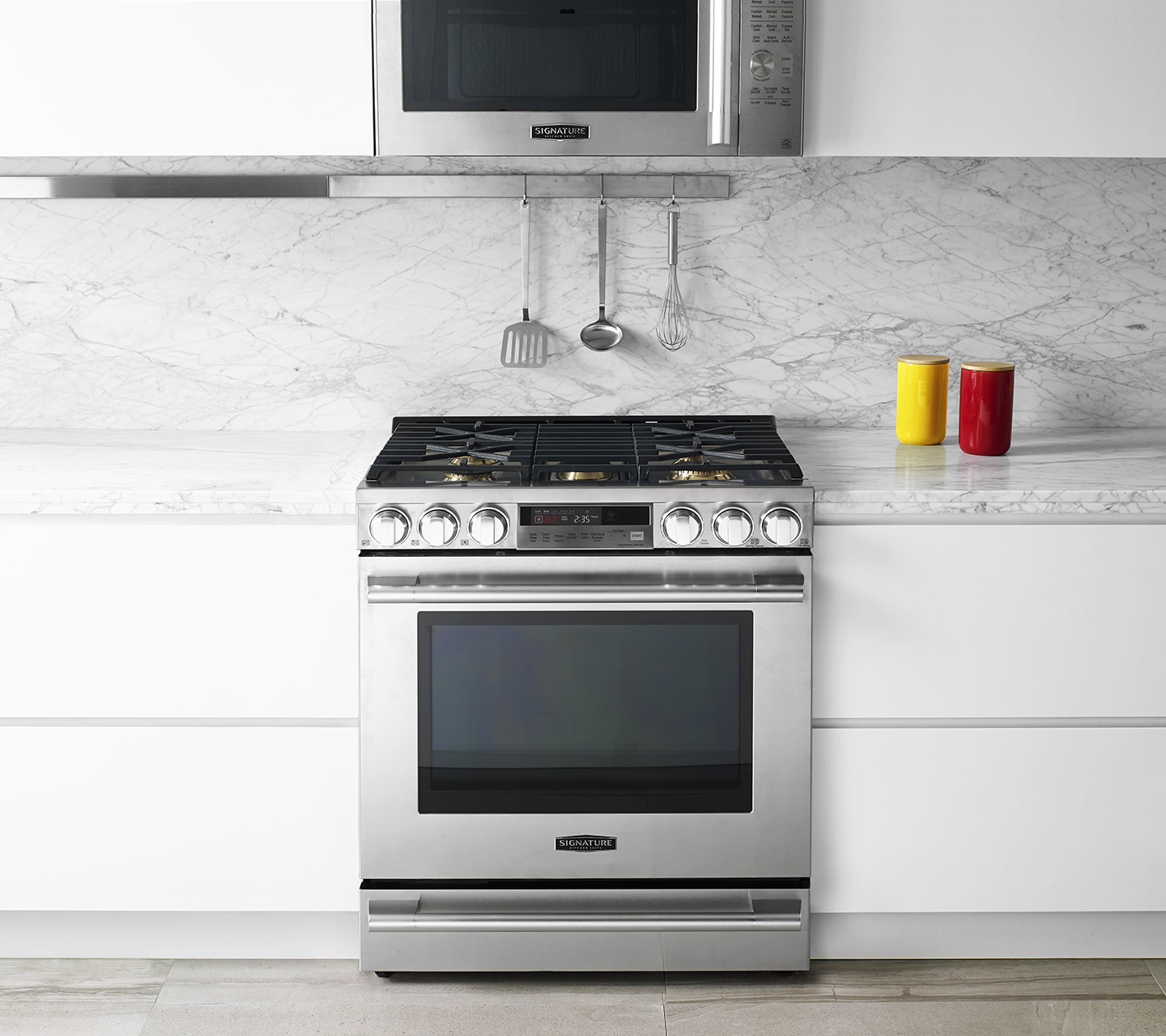 Stainless Pro Ranges: Gas, Sous Vide +