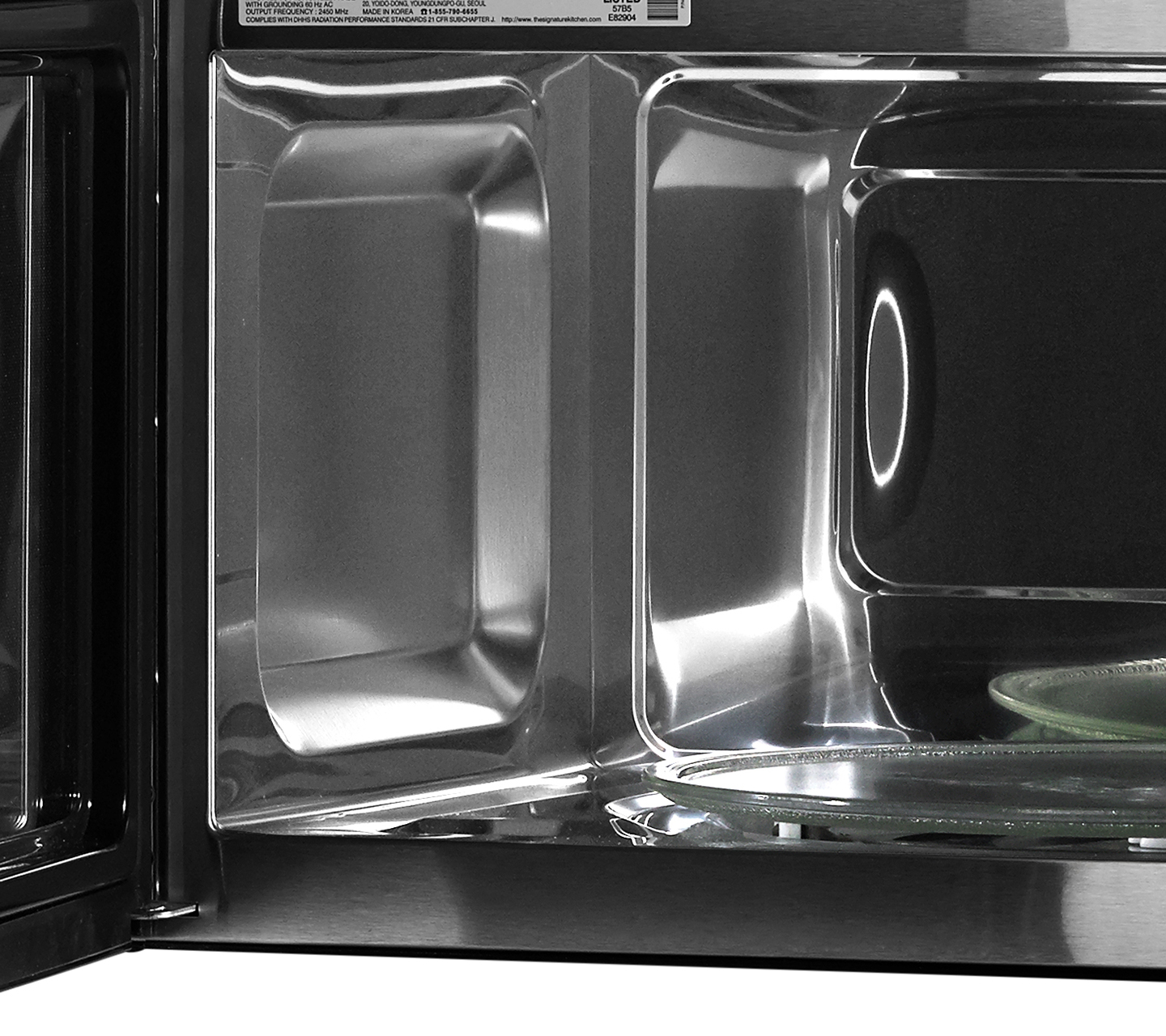 Sensor Cooking in Over the Range Microwave