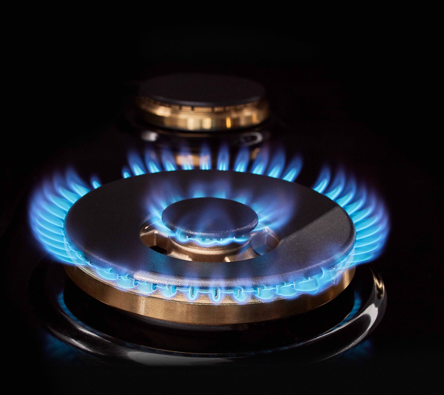 Power-up Simmer Down Extra High and Ultra Low Burner on Dual Fuel Pro Range
