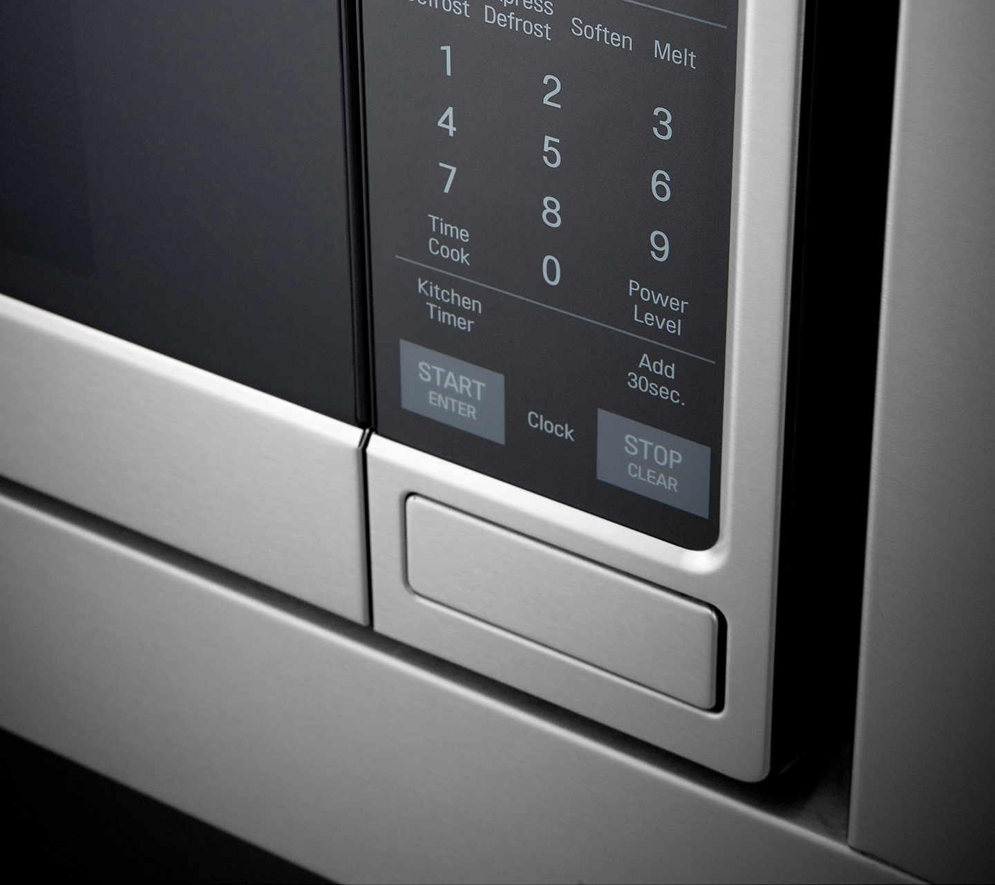 Countertop Microwave from Signature Kitchen Suite