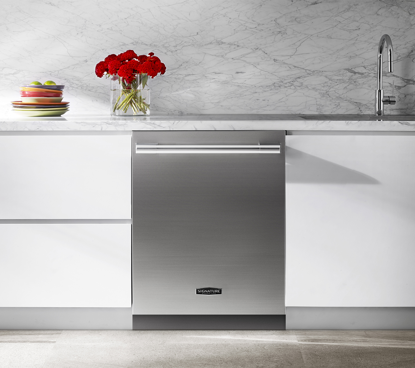 Stainless Steel Dishwasher from Signature Kitchen Suite