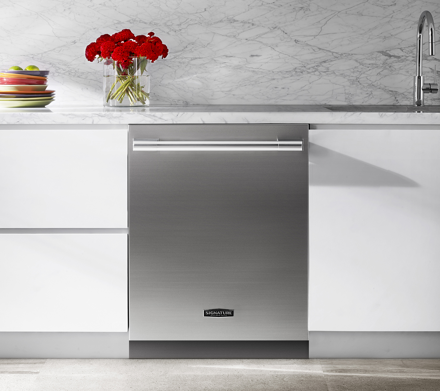 Top Rated Dishwasher from Signature Kitchen Suite