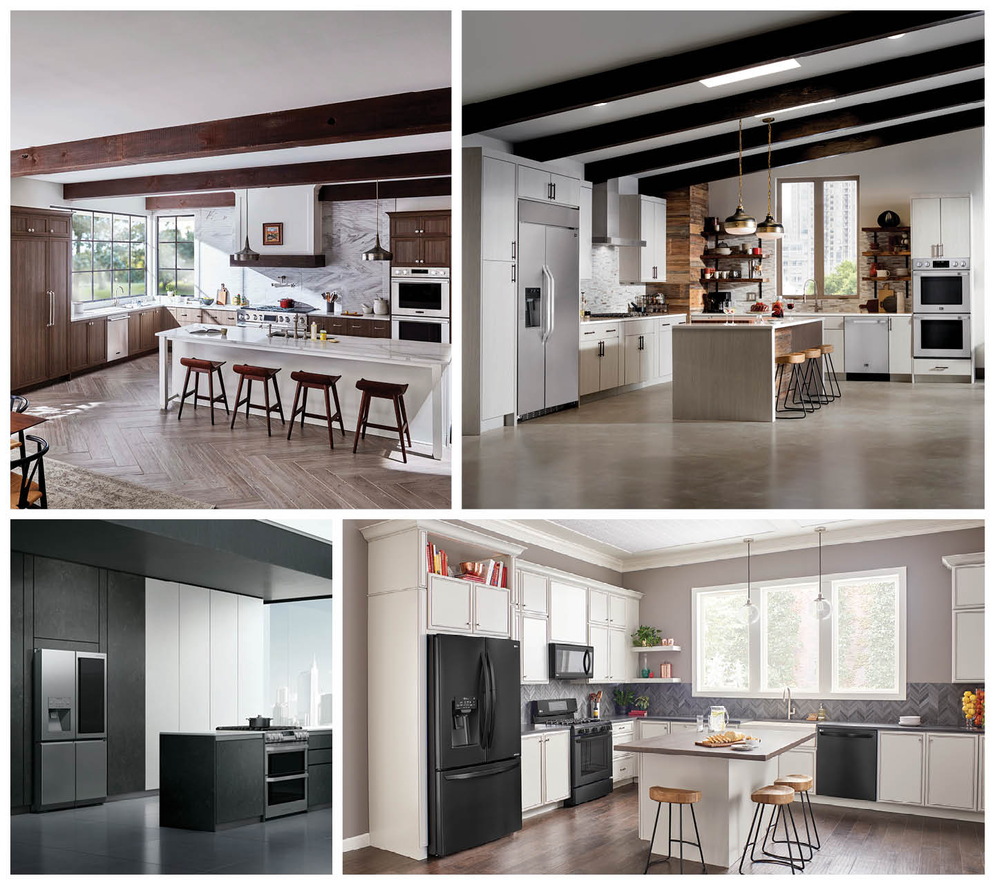Kitchen Suite: Kitchen Appliances For Builders