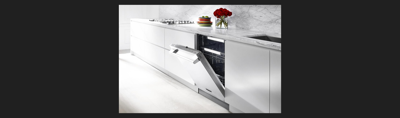 Dishwasher with PowerSteam frrom Signature Kitchen Suite