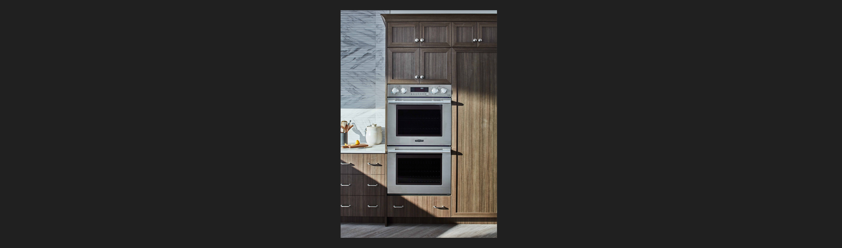 Double Wall Oven from Signature Kitchen Suite