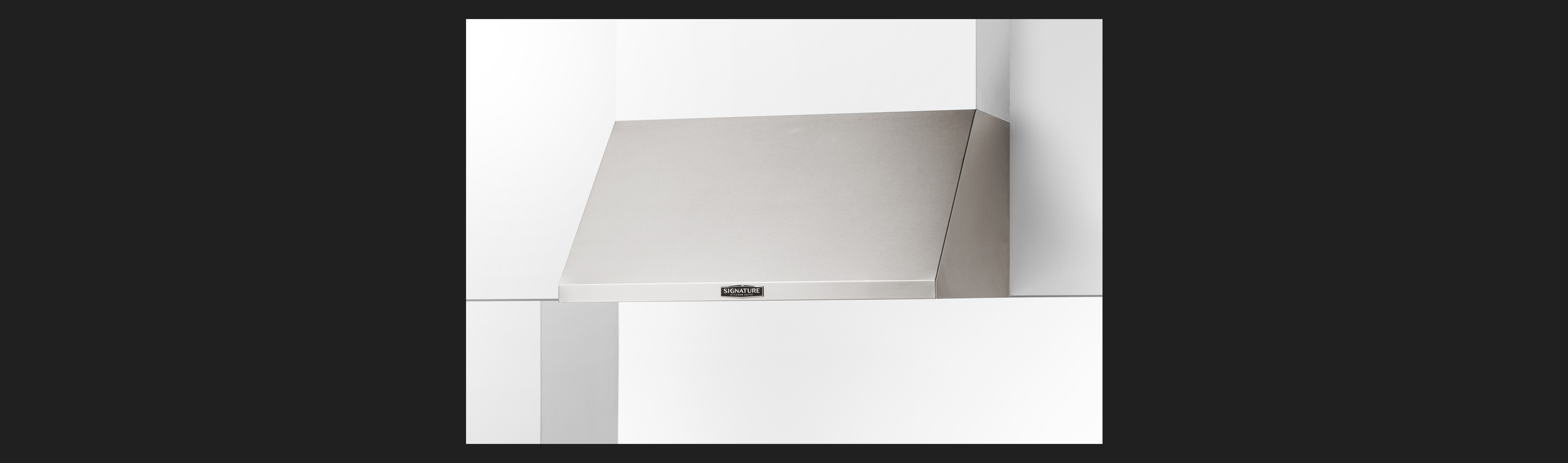Ventilation Hood from Signature Kitchen Suite