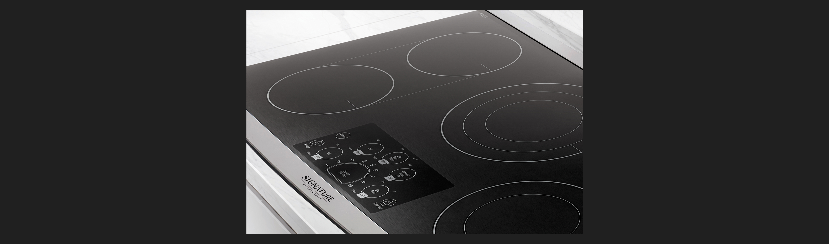36 inch Electric Cooktop | Glass ceramic cooktop