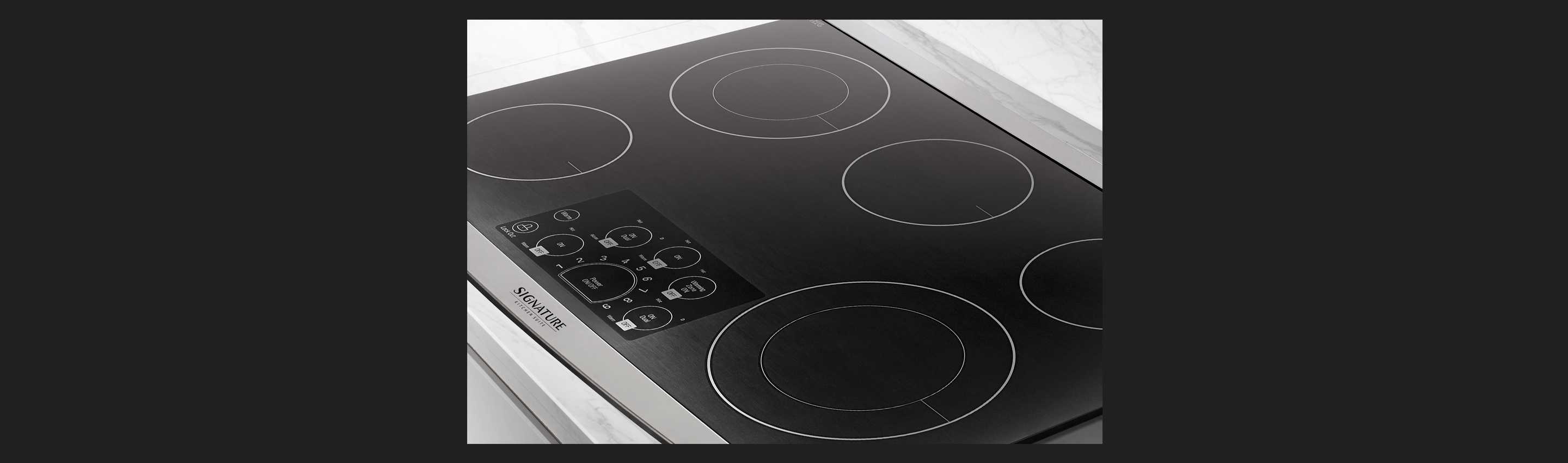30-inch Electric Cooktop | Glass Ceramic Cooktop