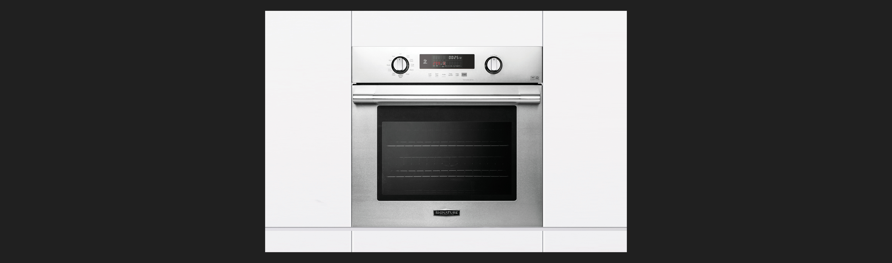 Single Wall Oven from Signature Kitchen Suite