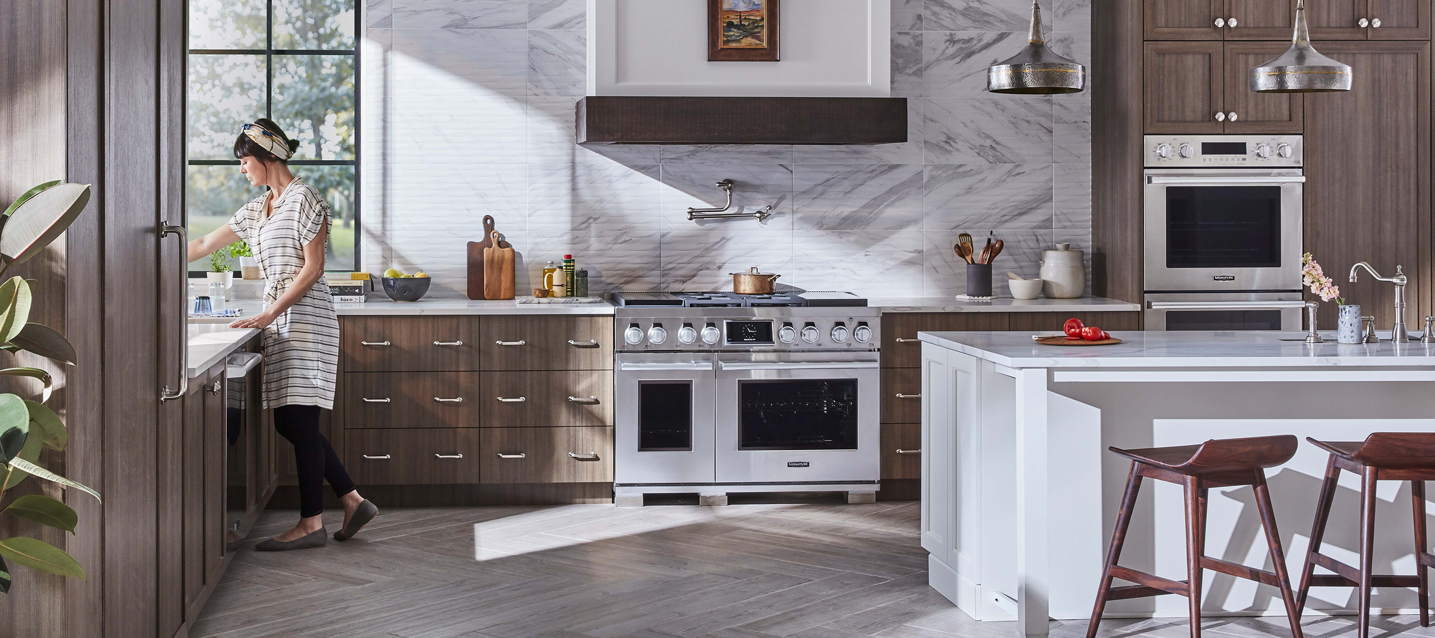 High End Kitchen Appliances For Technicureans Signature