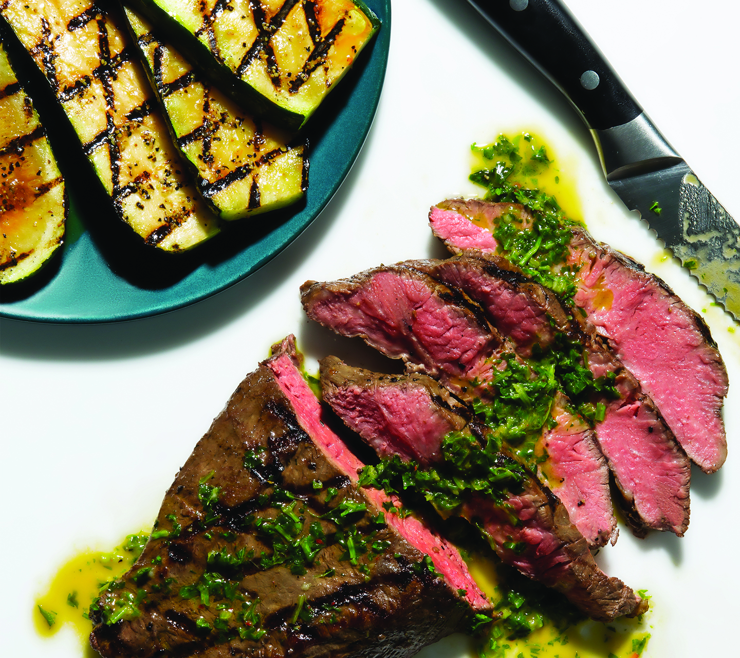 Sous Vide Montreal Spice Flat Iron Steak Recipe by Cuisine Solutions