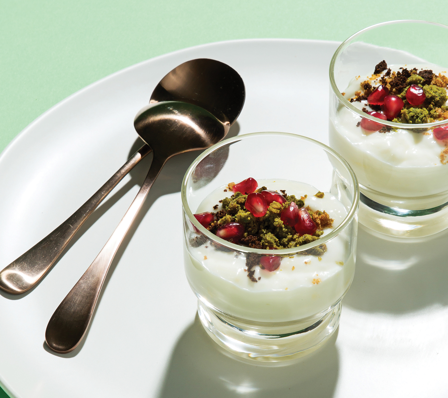 Lemongrass Panna Cotta by Cuisine Solutions