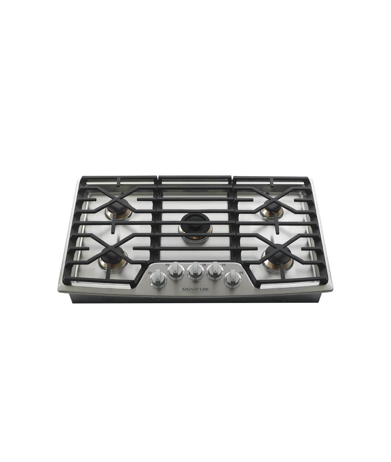 Surface de cuisson au gaz de 91cm (36po)