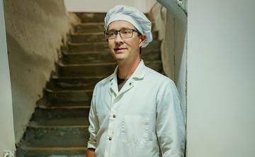 Episode 6 - The Cheesemaker