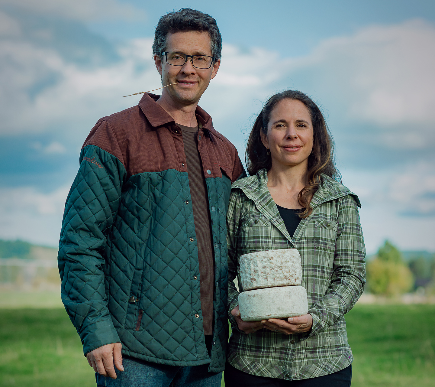 The Cheesemakers | John and Marci