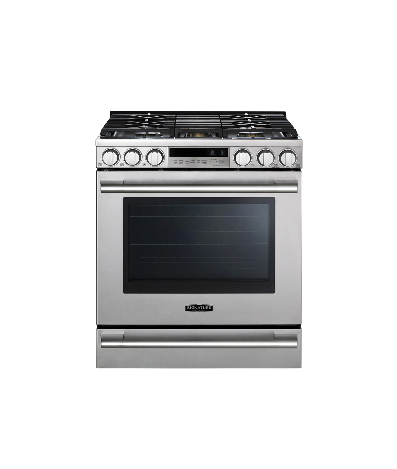 30-inch Gas Slide-in Oven from Signature Kitchen Suite
