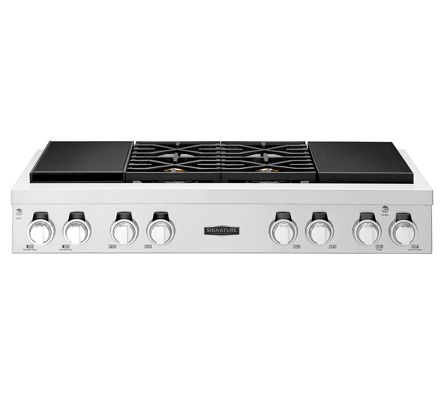 SKSRT480SIS | 48-inch Pro Rangetop with Sous Vide and Induction