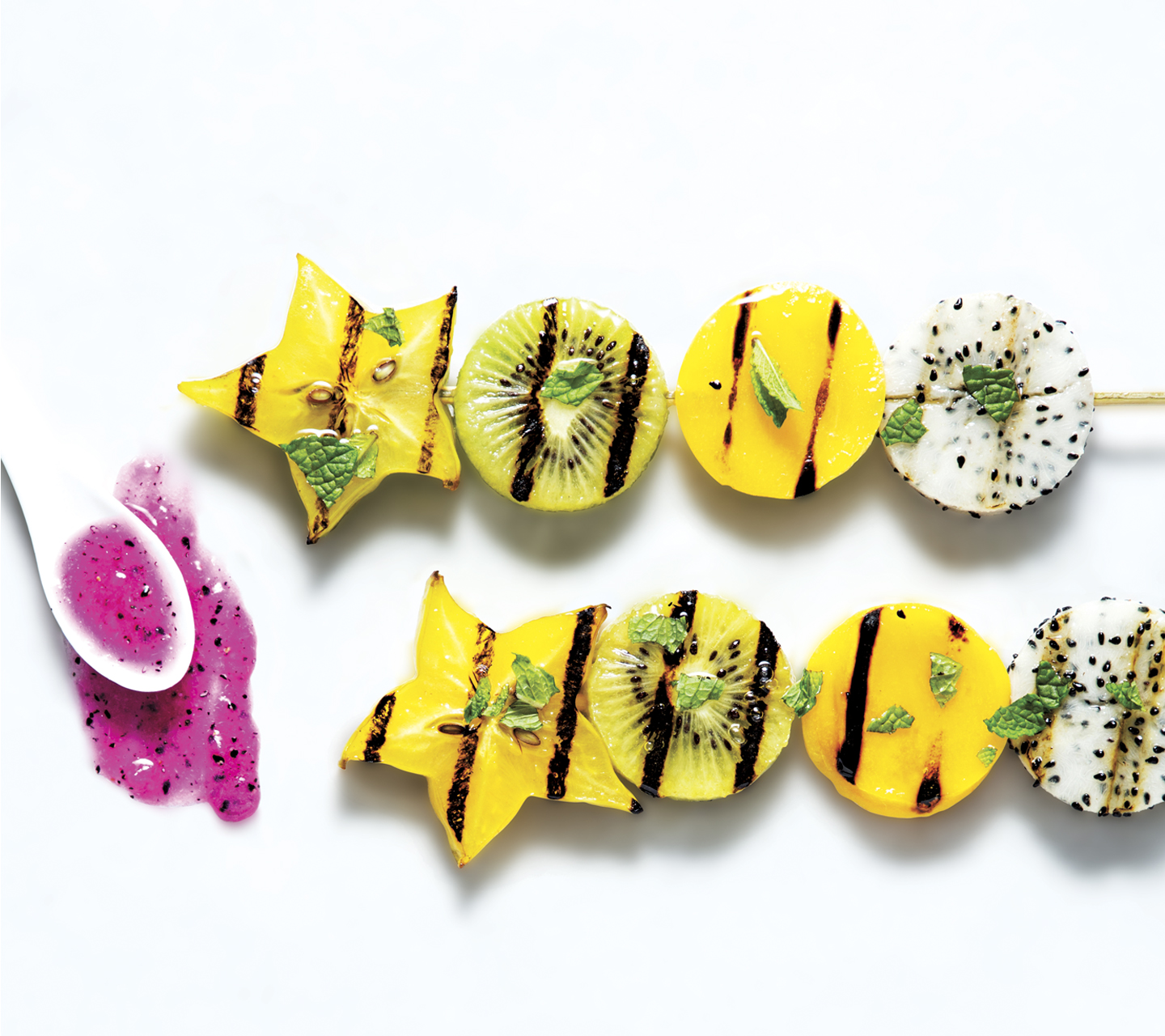 Exotic Fruit Brochette | Signature Kitchen Suite
