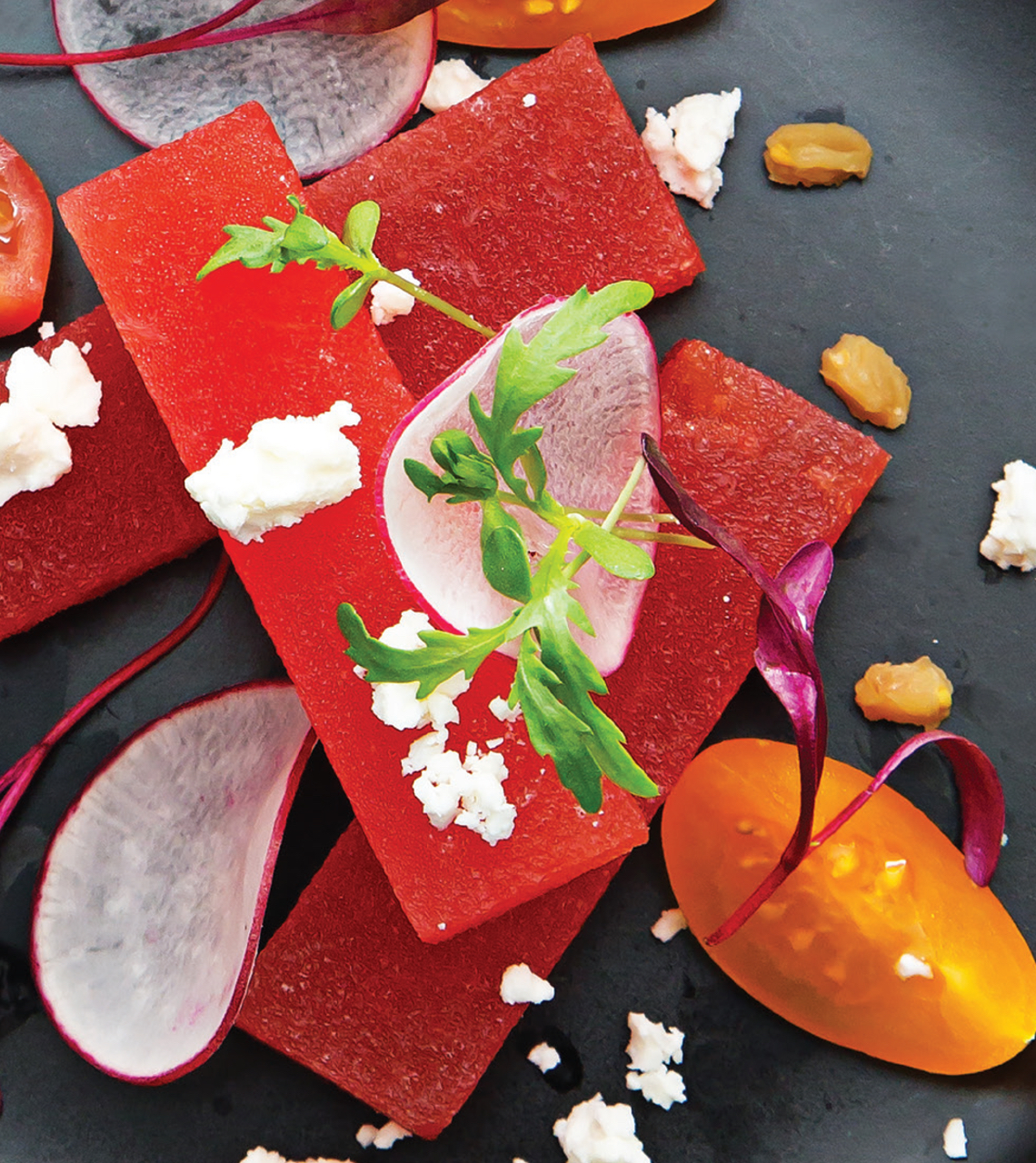 Compressed Watermelon | Signature Kitchen Suite
