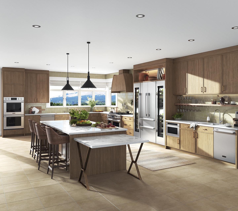 Signature Kitchen Suite | Nancy Dalton Kitchen