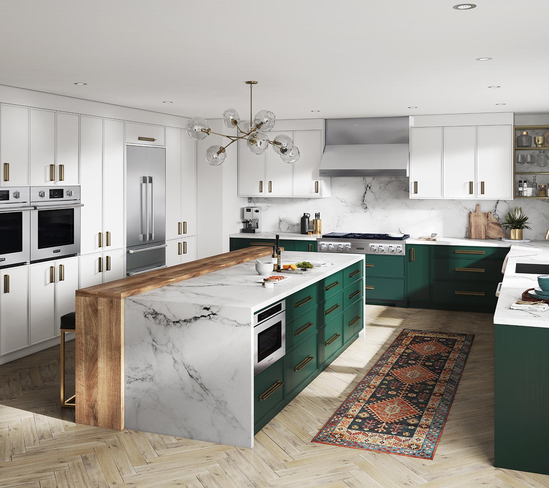 Signature Kitchen Suite | Trisha Gaffney Kitchen