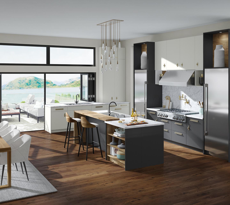Signature Kitchen Suite | Martha Vega Kitchen