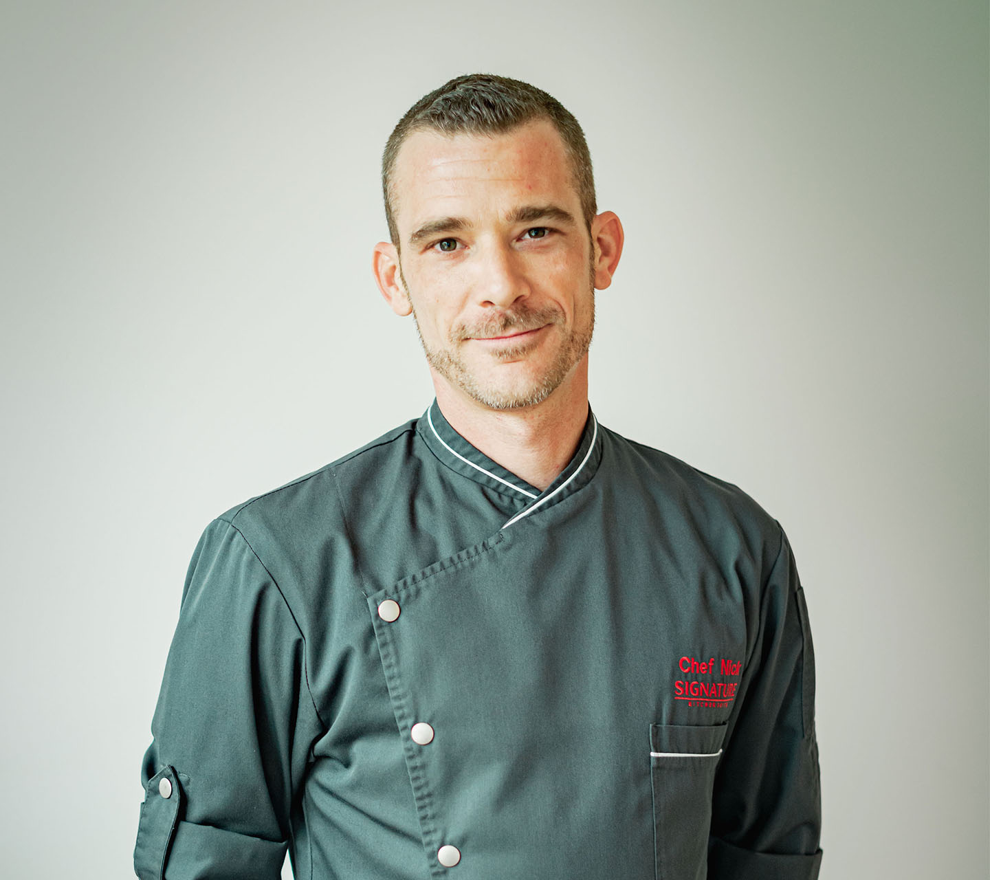 Executive Chef Nick Ritchie
