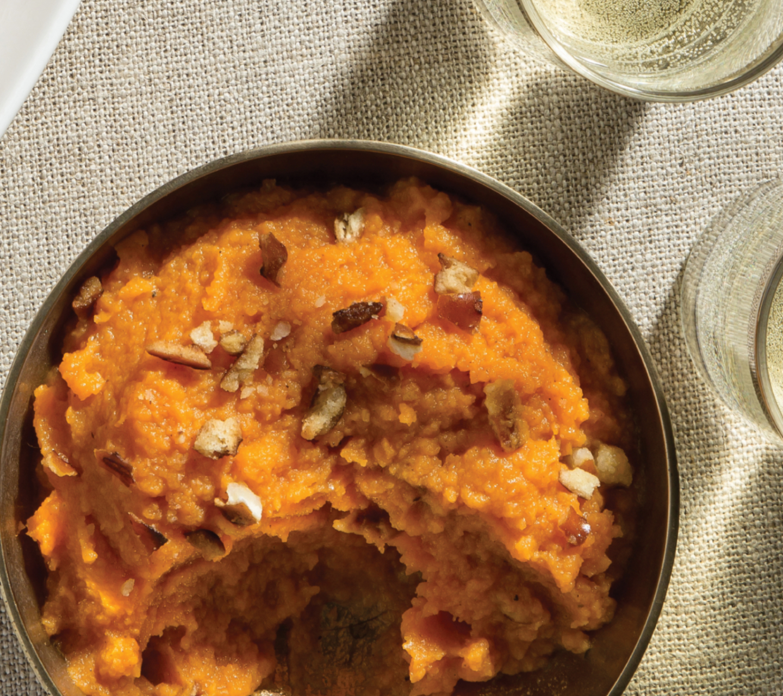 Sous Vide Sweet Potato Casserole | Sous-Vide Magazine