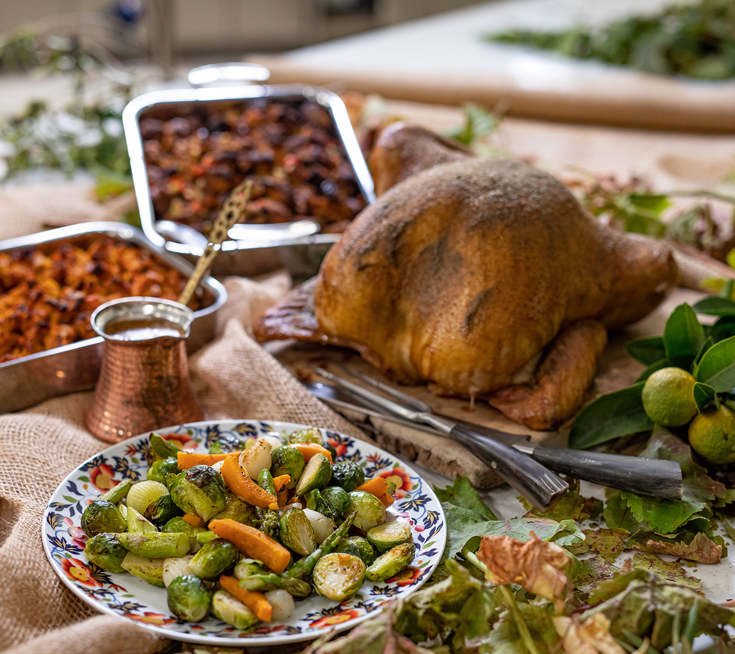 Thanksgiving Recipes | Signature Kitchen Suite