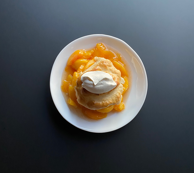 Peach Cobbler | Signature Kitchen Suite