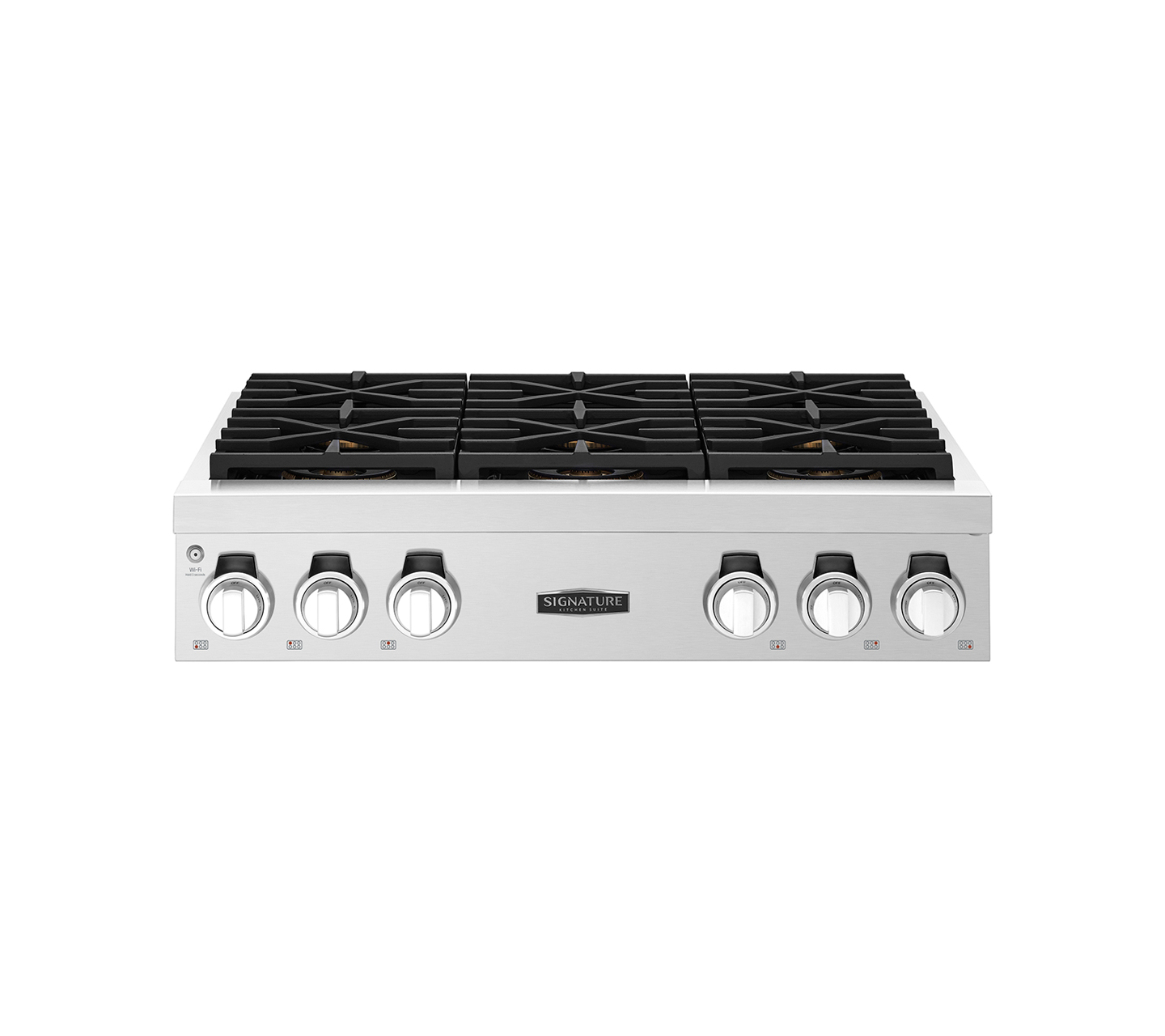 36-inch Pro Rangetop with 6 Burners