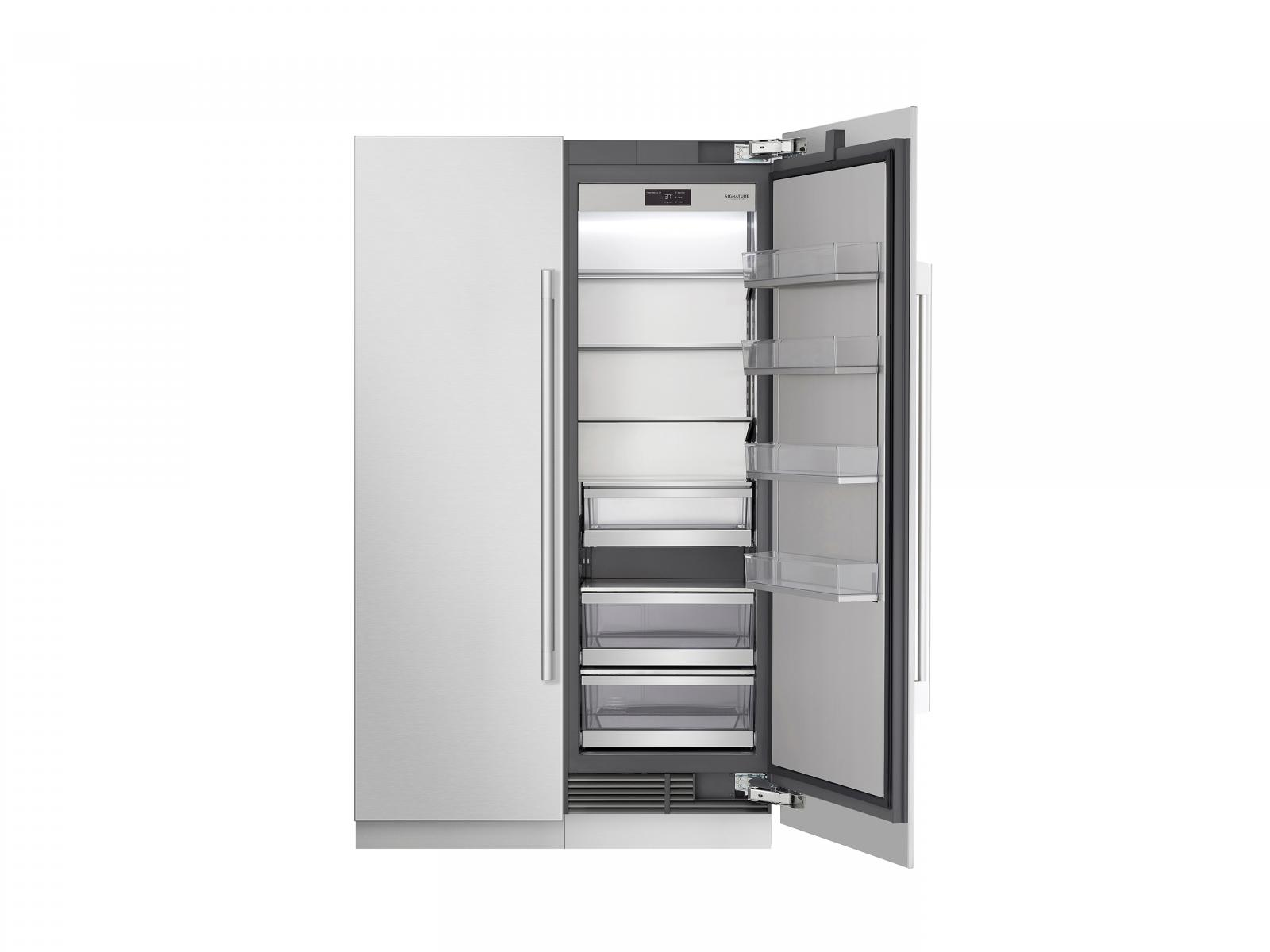 24-inch Integrated Column Refrigerator by Signature Kitchen Suite