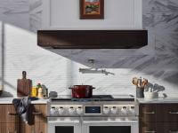 "48"" Dual-Fuel Pro Range with Sous Vide, Gas and Induction"