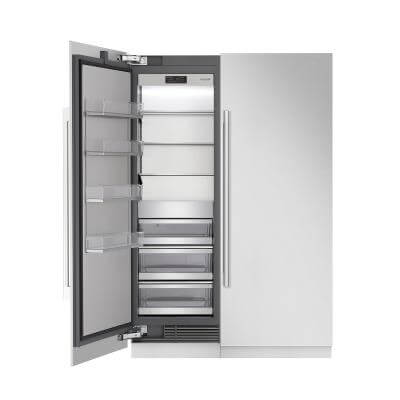 "24"" Integrated Column Freezer / Built In by Signature Kitchen Suite"