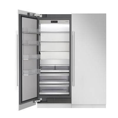 30-inch Integrated Column Freezer