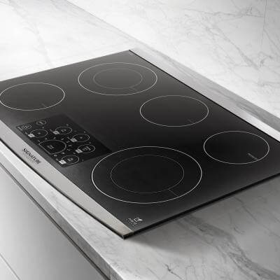 "30"" Electric Cooktop from Signature Kitchen Suite"