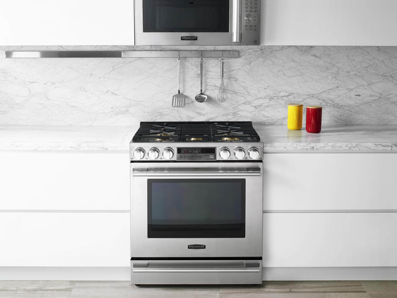 "30"" Gas Slide-in Range from Signature Kitchen Suite"