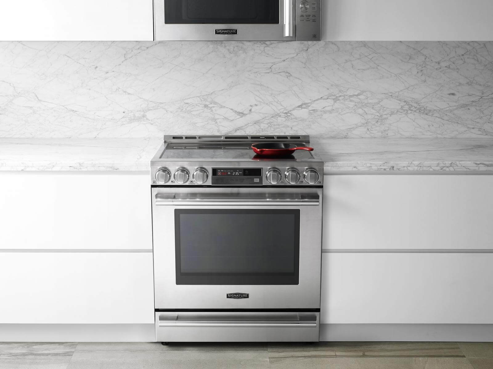 "30"" Electric Slide-in Range from Signature Kitchen Suite"