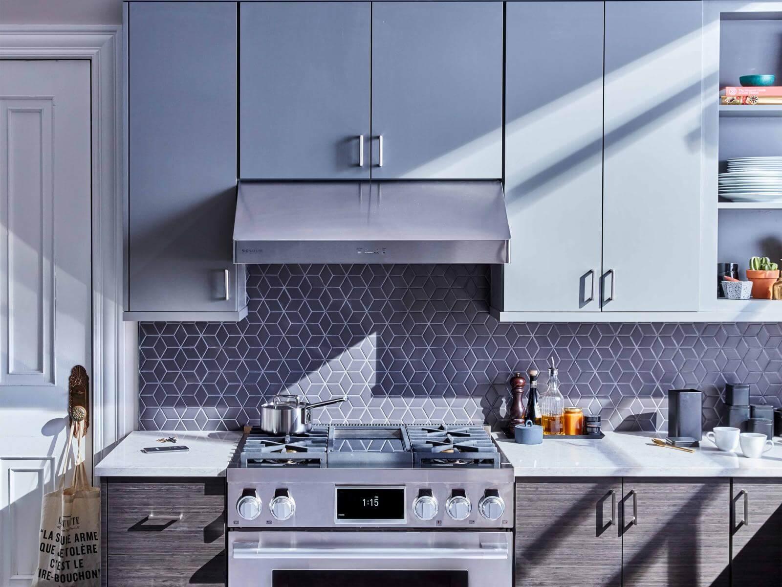 "36"" Dual-Fuel Pro Range from Signature Kitchen Suite"
