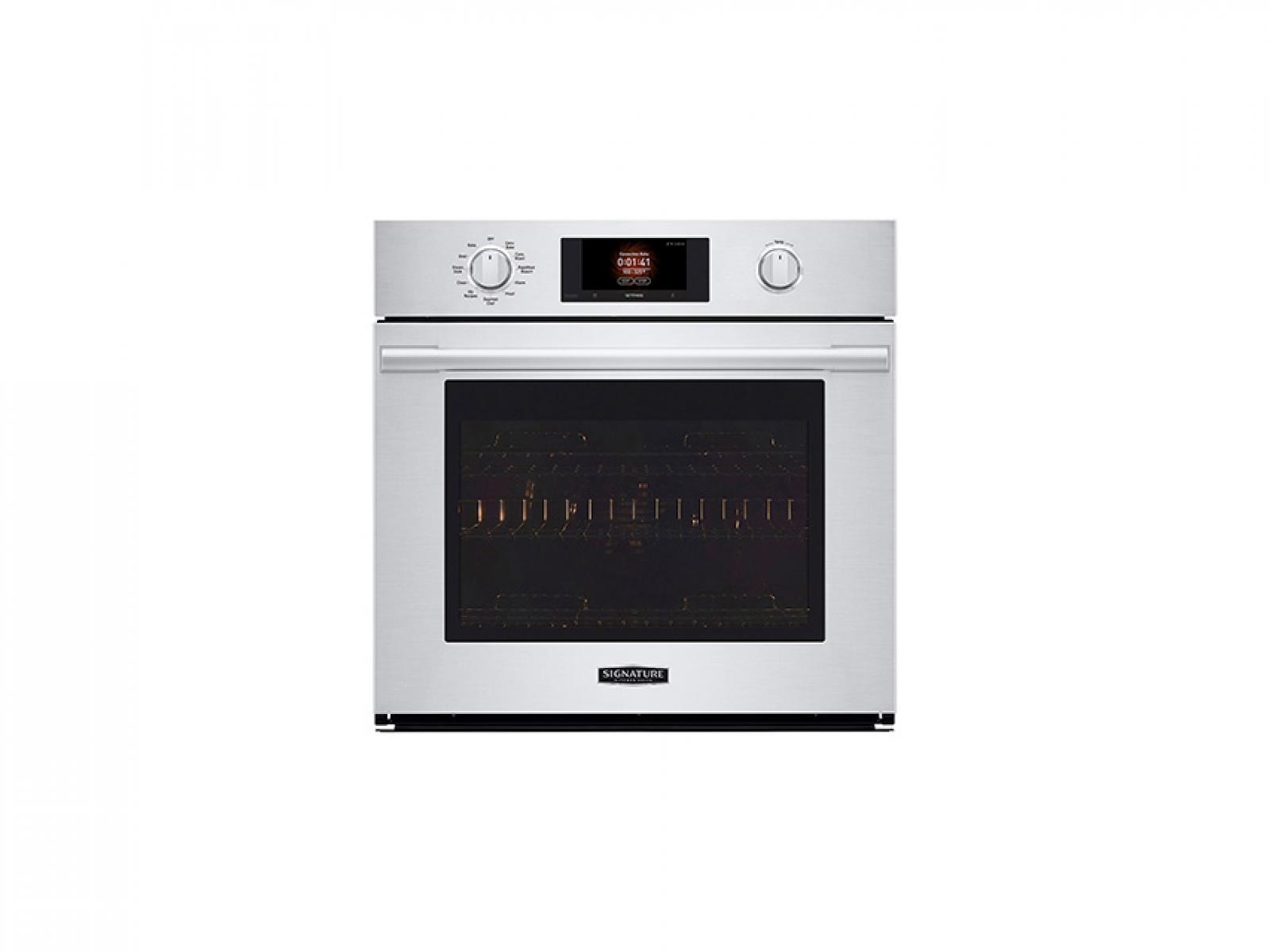 30-inch Single Wall Oven with Steam-Combi