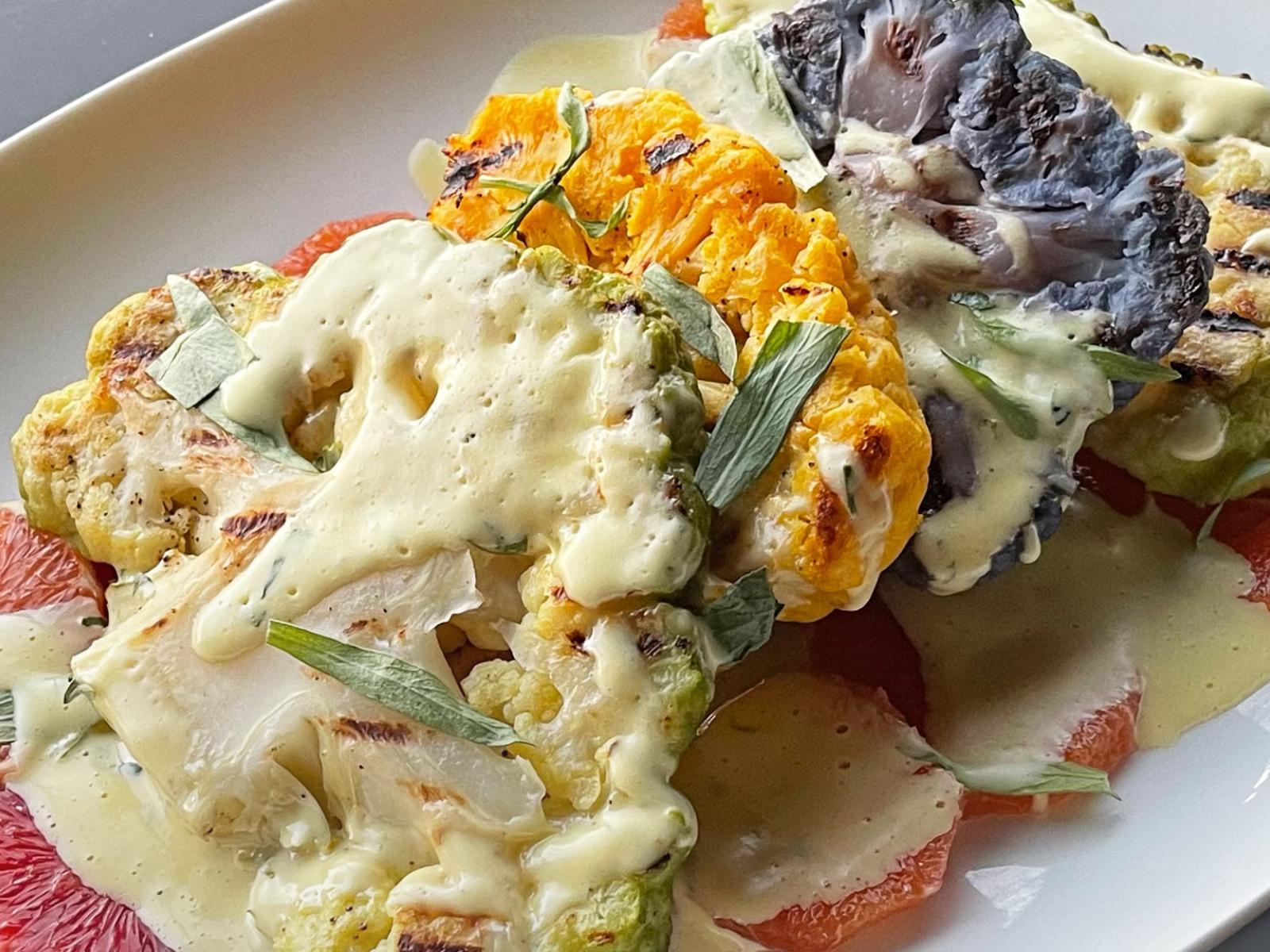 Grilled Cauliflower Steak | Signature Kitchen Suite