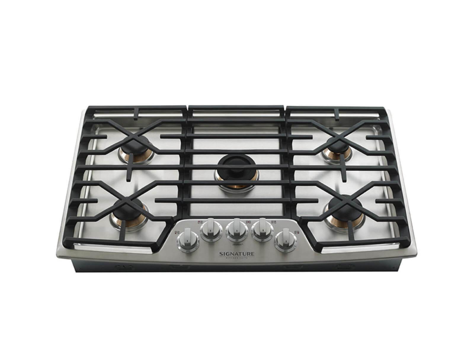 Surface de cuisson au gaz de 91cm |  Signature Kitchen Suite