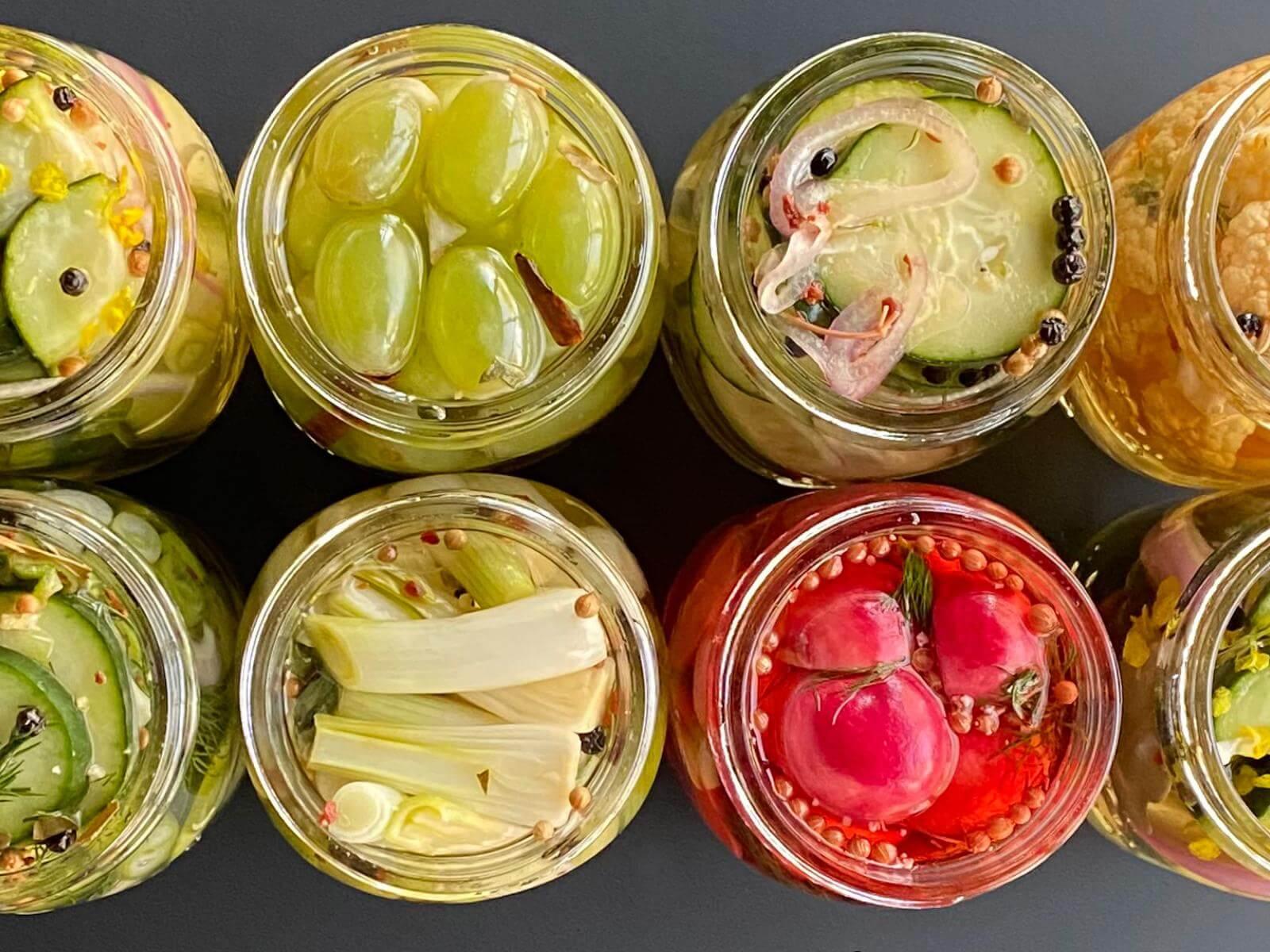 Sous Vide Pickles | Signature Kitchen Suite